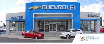 master chevrolet aiken chevy dealership