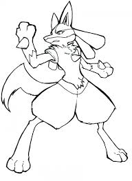 pokemon coloring pages lucario print pokemon coloring pages