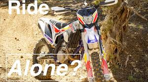 where can i ride my motocross bike i ride my dirt bike alone and race an airplane episode 244 youtube