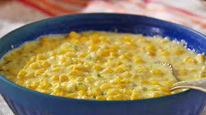 thanksgiving recipes corn creamed corn with jalapenos recipe u0026 video martha stewart