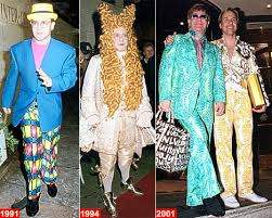 Elton John Halloween Costume Goodbye Fancy Dress Costumes Elton U0027s