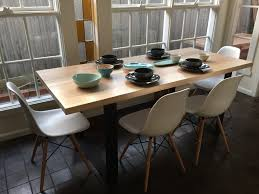 Distressed Dining Room Tables by Dining Tables Barn Wood Dining Room Table Industrial Dining