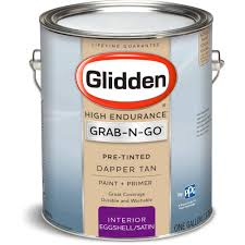 glidden ceiling paint grab n go flat finish white interior
