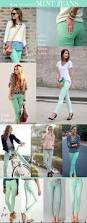 What To Wear With Light Jeans The 25 Best Mint Jeans Ideas On Pinterest Mint Green Pants