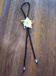almost unschoolers kids bolo tie craft for father u0027s day maybe