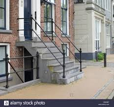 Stairs In House by Stone Stairs In Front Of A House In Groningen Netherlands Stock