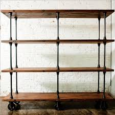 best wood for bookcase amazing wood metal shelves best 25 ideas on pinterest intended for