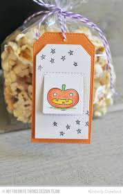 for the love of paper interactive halloween treat tags mft