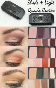 kat von d shade and light eye looks kat von d shade light eye contour quads looks on hooded eyes