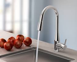 symmons kitchen faucets sereno single handle pull kitchen faucet s 2302 pd symmons