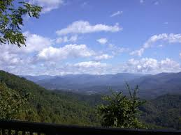 Ohio mountains images Cherokee north carolina cabins bryson city nc jpg