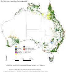 Mediterranean Climate Map Forests Australia Australia U0027s Forests U2013 Overview Department Of