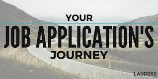 your job application u0027s journey ladders