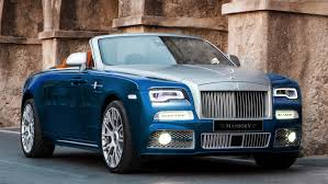 rolls royce wraith blue 2016 rolls royce dawn by mansory review top speed