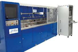 Auto Electrical Test Bench Filtration Efficiency And Retention Capacity Test Bench
