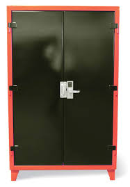 Storage Cabinets Metal All Welded Set Up Storage Cabinets Knocked Down Storage Cabinets