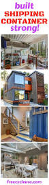 1772 best shipping container homes images on pinterest