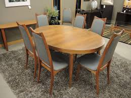 Diy Mid Centurey Modern Dining Chair Dining Table Oval Shape 55 With Dining Table Oval Shape Home And