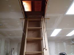 roof access stairs the function of electric attic stairs