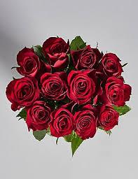 a dozen roses fairtrade s dozen roses m s