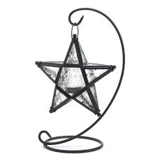 Standing Lamp Amazon Com Gifts U0026 Decor Tabletop Starlight Standing Candleholder