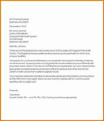 Sample Thank You Note After Interview Teaching Position   Cover     Cover Letter Templates