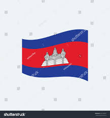 Cambodia Flag Cambodia Flag Stock Vector 467169293 Shutterstock