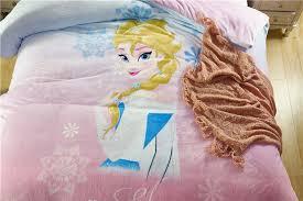 Frozen Comforter Full Online Shop Frozen Elsa Princess 3d Print Flannel Comforter