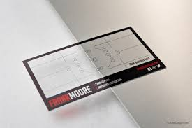 clear buisness cards plastic card template with print service rockdesign com