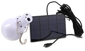 Solar Energy Lighting - dealsmachine s 1200 130lm portable led bulb light solar energy lamp