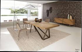 Table Salon Moderne by Table Basse Moderne En Verre Pivotant Madelia Table Basse Bois Metal