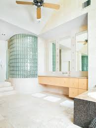 glass block designs for bathrooms glass block shower houzz
