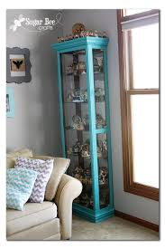Curio Cabinet Diy 227 Best Curio Cabinets Images On Pinterest Curio Cabinets