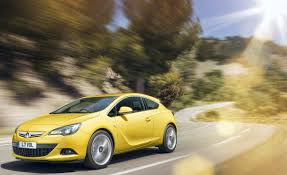 vauxhall yellow vauxhall astra gtc 1 4 turbo car write ups