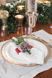 100 fresh christmas decorating ideas southern living christmas decorating ideas cedar rose napkin rings