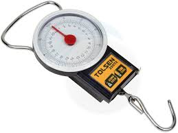 travel scale images 50lbs 22kg portable travel baggage luggage bag scale measuring jpg