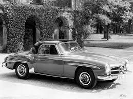 mercedes sl 190 mercedes 190 sl roadster 1955 picture 7 of 16