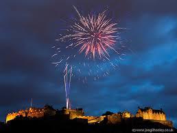 joe gilhooley photography edinburgh military tattoo fireworks