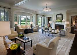 decorative living room ideas furniture big space living room design with incredible view fresh