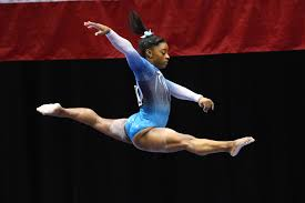 biles wins u s women u0027s gymnastics title cbs st louis
