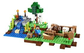 halloween legos amazon com lego minecraft 21114 the farm toys u0026 games