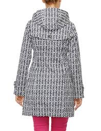 classic chevron women s rain jacket hatley us