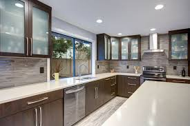 stained kitchen cabinets with hardwood floors why stained cabinets are an excellent choice for your