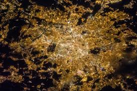 United States Light Map by 5 Appalling Facts About Light Pollution