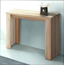 console cuisine table console extensible table console cuisine table console