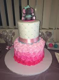 elephant baby shower cakecentral com