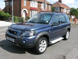 land rover freelander 2005 land rover freelander 1 8 2005 review specifications and photos