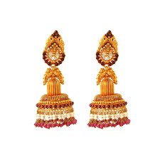 kerala earrings gold earrings collections south indian earrings designs buy gold