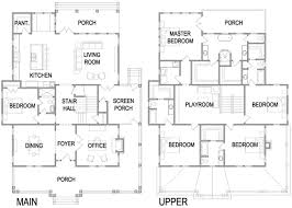 Modern American Foursquare House Plans 45degreesdesign Com American Floor Plans And House Designs