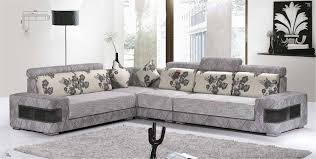Curved Fabric Sofa by 30 Best Collection Of L Shaped Fabric Sofas